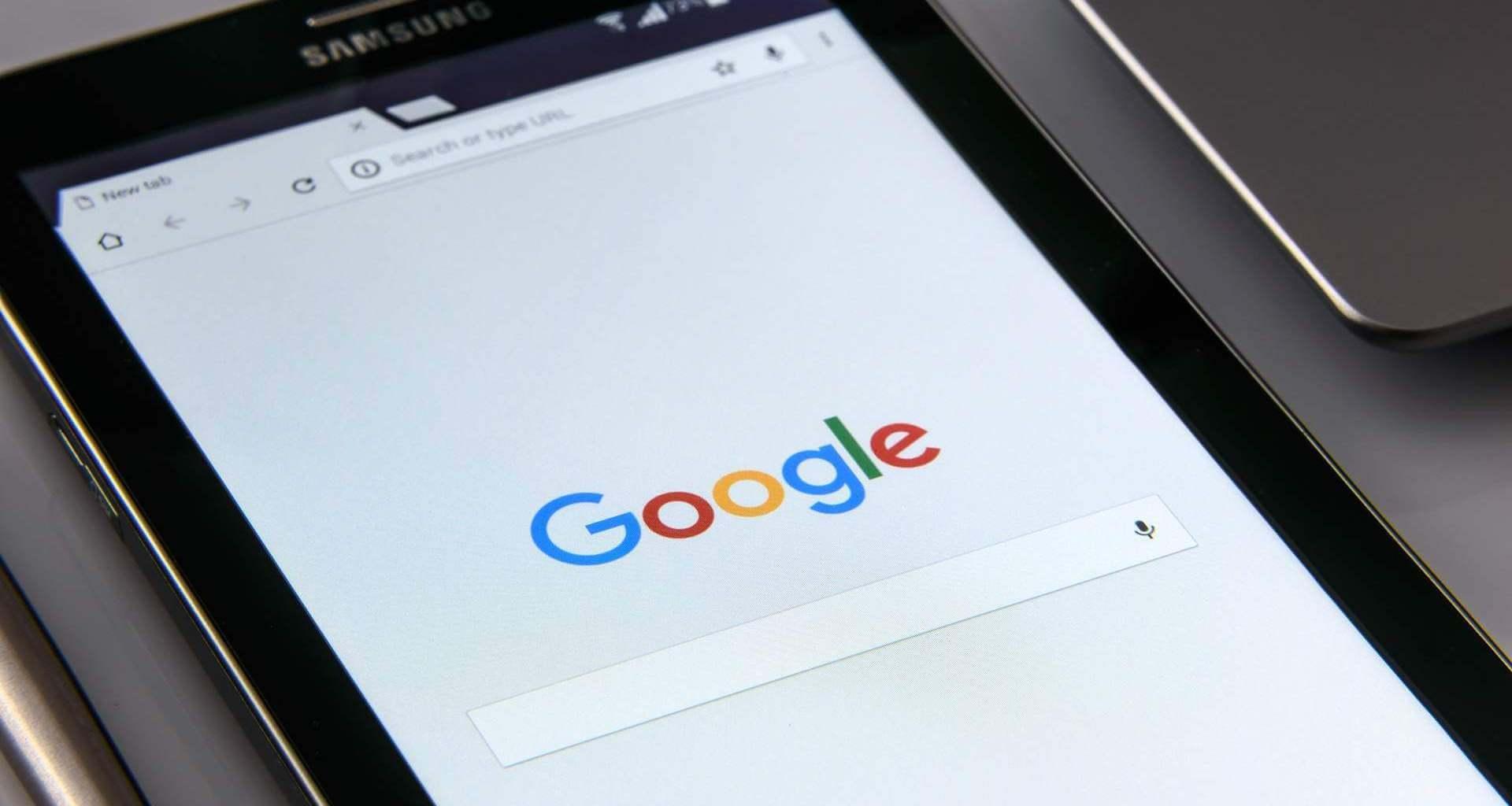 grupa połączeń Google